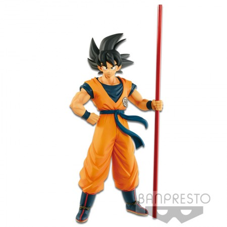 Dragon Ball The 20th Film - Son Goku - Banpresto