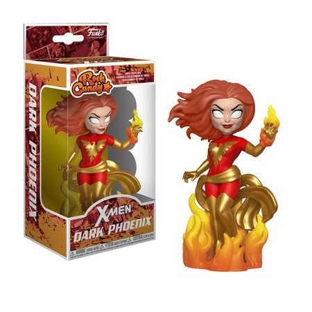 Dark Phoenix X-Men Marvel Rock Candy Vinyl