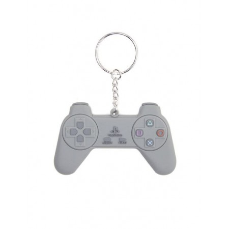 Llavero Sony PlayStation One caucho Controller