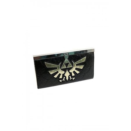 Cartera Legend of Zelda Hyrule Dorado