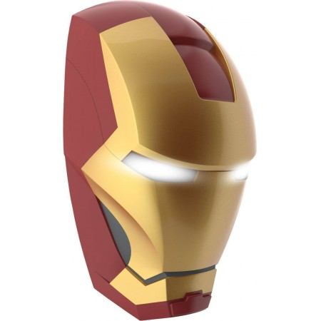 Lámpara 3D LED Iron Man Marvel